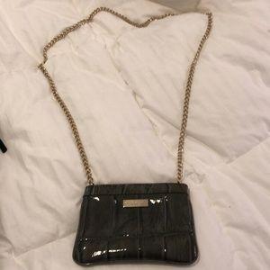 Kate Spade Small Crossbody or Soulder Bag Grey